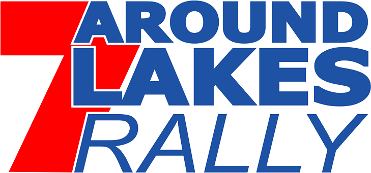 around 7 logo