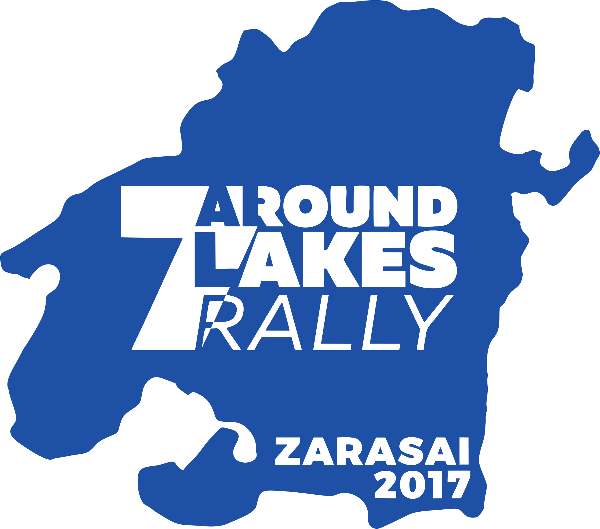 7 Lakes rally logo